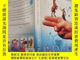 二手書博民逛書店the罕見Indian in the cupboard 櫥櫃裏的印第安人Y200392