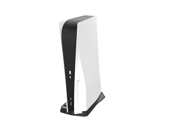 [哈GAME族]滿$399免運費 可刷卡 PS5光碟機款專用 全新 KJH P5-006 PS5 兩色任選 光碟版主機支架底座