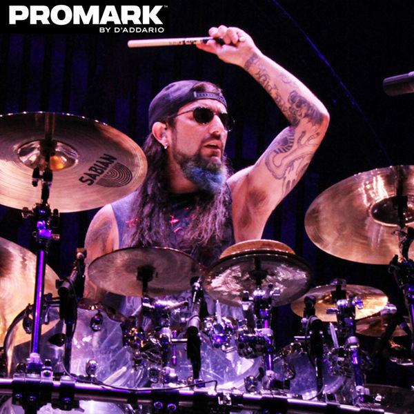 小叮噹的店- 5A胡桃木 鼓棒 膠頭 Pro Mark (TX420N) Mike Portnoy 簽名款