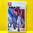 任天堂 NS switch 美國職業籃球 NBA 2K22 中文版 初回 實體版【現貨】