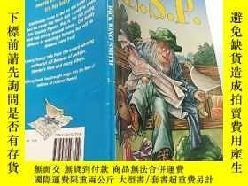 二手書博民逛書店dick罕見king-smith E.S.P:迪克·金史密斯E.S.PY200392
