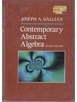 二手書博民逛書店 《Contemporary Abstract Algebra》 R2Y ISBN:0669194964│JosephA.Gallian