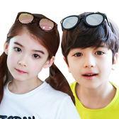 KK樹2018年新款兒童眼鏡男童女童太陽鏡防紫外線小孩時尚個性墨鏡 秘密盒子