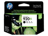 【奇奇文具】惠普HP CD975AA/NO.920XL 黑色高容量 原廠墨水匣