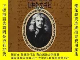 二手書博民逛書店【罕見】1983年出版 Never At Rest: A Biography Of Isaac Newton (c