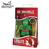 勞埃德忍者 LEGO/樂高/樂高鑰匙圈/鑰匙圈/NINJAGO 旋風忍者/LED/LED鑰匙圈
