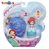 玩具反斗城 迪士尼迷你公主轉轉樂園人物組
