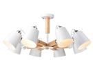 【燈王的店】北歐風 吊燈8燈 客廳燈 餐廳燈 吧檯燈 301-98182-1