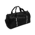 Fila 行李袋 Duffle Bag 黑 白 男女款 兩用 運動休閒 尼龍材質 【PUMP306】 OTU3015BK