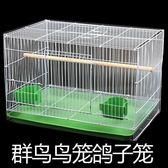 [618好康又一發]鴿子金屬鳥籠八哥鸚鵡相思鳥籠通用鳥群籠