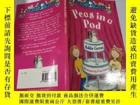 二手書博民逛書店Peas罕見in a Pod一個豆莢裏的豌豆Y212829 不祥 不祥