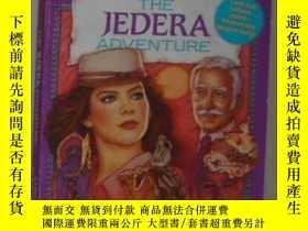 二手書博民逛書店原版罕見The Jedera Adventure by Lloy
