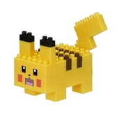 《 Nano Block 迷你積木 》NBPM-037 POKEMON QUEST 皮卡丘╭★ JOYBUS玩具百貨