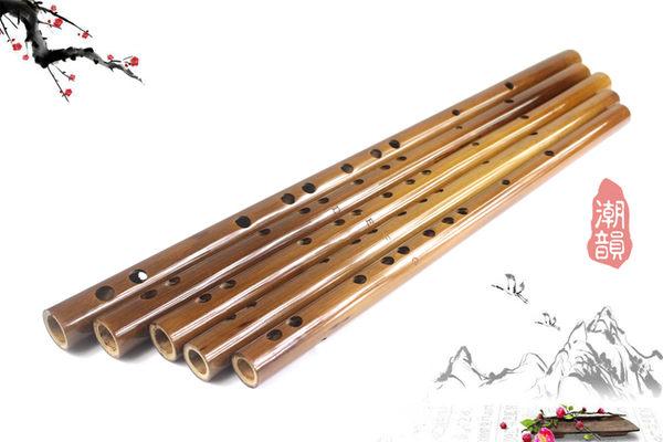 週年慶優惠-一節笛/笛子/水竹笛/裸笛/玉屏笛