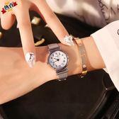 手錶 ins風小眾文藝森系女學生韓版簡約潮流手錶氣質學院風女錶