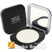 MAKE UP FOR EVER ULTRA HD超進化無瑕微晶蜜粉餅(6.2g)#01晶透白《jmake Beauty 就愛水》