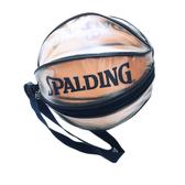 Spalding [SPB5309N62] 單顆裝 瓢蟲袋 攜帶方便 附肩袋 不含籃球 斯柏丁 深藍