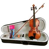 SEKWANG SVN-300雲杉實木小提琴(琴盒/弓/松香/肩墊)~4/4-1/8外銷限定款