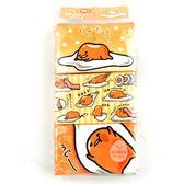 《Sanrio》蛋黃哥袖珍面紙6入1組★funbox生活用品★_11481