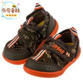 《布布童鞋》日本IFME迷彩綠寶寶機能運動水涼鞋(12.5~14.5公分) [ P7D635C ] 彩綠款