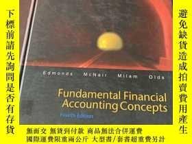 二手書博民逛書店Fundamental罕見Financial Accountin