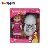玩具反斗城 瑪莎與熊 瑪莎與企鵝蛋