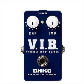 德國 OKKO V.I.B Variable Input Buffer效果器 總代理公司貨 保固一年