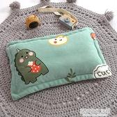 兒童枕頭珊瑚絨枕套 枕芯30×50幼兒園專用午睡枕嬰兒小枕頭3-6歲 居家家生活館