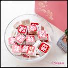 囍字牛奶糖(每包100顆) - 二次進場 婚禮小物 森永 牛奶糖 懷舊零食 喜糖 迎賓送客