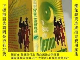 二手書博民逛書店The罕見Revenge of the Demon Headmaster 惡魔掌門的復仇Y200392