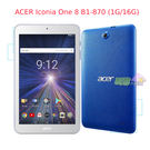 ACER Iconia One 8 B1-870 8吋 ◤0利率◢ HD 四核心 平板 (1G/16G)
