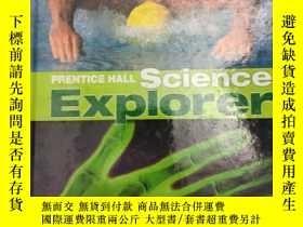二手書博民逛書店Science罕見Explorer: Human Biology and Health 科學探索 人類生物學與健康