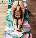 瑜伽墊天然橡膠防滑鋪巾毯健身