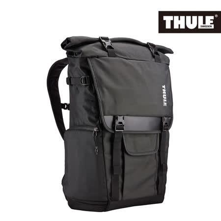 THULE 都樂-Covert DSLR Rolltop Backpack 數位單眼相機包TCDK-101(忠欣公司貨)限量2顆