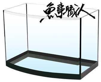 【熱銷款】【高品質海灣缸 1.5尺】【45*26*30cm】開放缸 入門款魚缸 美觀精緻 魚事職人