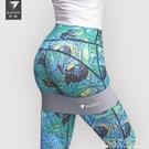 彈力帶健身女阻力帶練蜜桃虐臀腿部訓練臀部健身器神器彈力圈 夏季新品