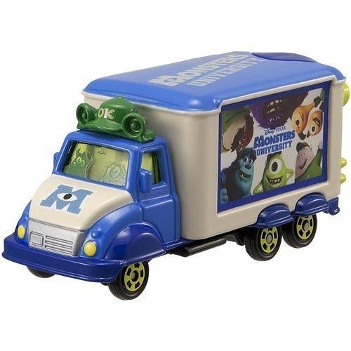 【震撼精品百貨】Monsters University_怪獸大學~TOMICA多美迪士尼小汽車夢幻怪獸大學宣傳車#48027