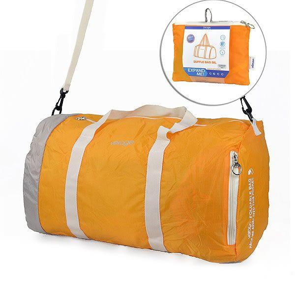 Verage 40L旅用摺疊收納旅行包『橘』379-5022  旅行 露營 商務 收納