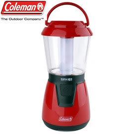 【偉盟公司貨】丹大戶外用品 美國【Coleman】CM-3150 艷陽紅 CPX6 單管型LED露營燈/登山照明燈