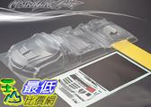 [9玉山最低比價網] 1/10 競速漂移改裝車殼 高品質 PC透明碳纖車殼 三菱 EVO 9 195mm (透明大包圍)
