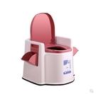 移動馬桶坐便器家用防臭坐便凳帶扶手可移動老人坐便椅