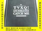 二手書博民逛書店TVXO!罕見LIVE WORLD TOUR CATCH MEY