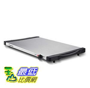 [美國直購] Cuisinart CWT-100 不鏽鋼加熱板 Warming Tray, Stainless Steel 最高至華氏200度