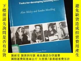 二手書博民逛書店Learning罕見to Listen: Tasks for Developing Listening Skill