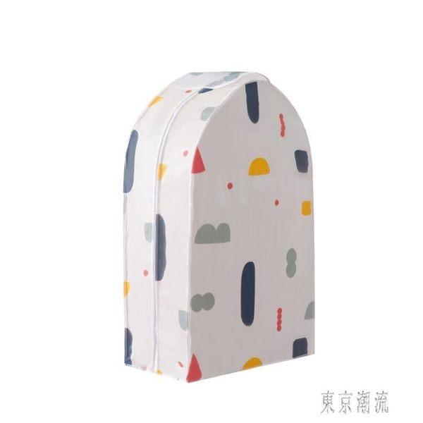 衣物防塵套 2個裝立體防塵袋大衣罩掛式衣物收納袋家用 BF11426『東京潮流』