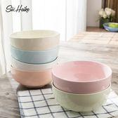 創意湯碗泡面碗大碗沙拉碗大號家用陶瓷日式米飯碗拉麵碗【中秋節85折】