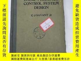 二手書博民逛書店basic罕見feedback control system d