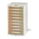 B4公文櫃系列 -B4-8110 單排文件櫃
