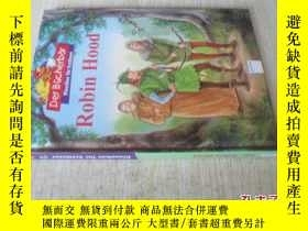 二手書博民逛書店德文原版罕見Robin Hood .Y7215 Robin Hood . Arena Verlag GmbH