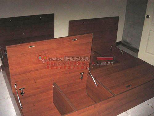 【歐雅系統家具 】廚具 系統床舖收納櫃,全部用E1V313做成,非一般木工